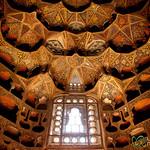 Inside Safi-od-Din Mausoleum - Ardabil, Iran