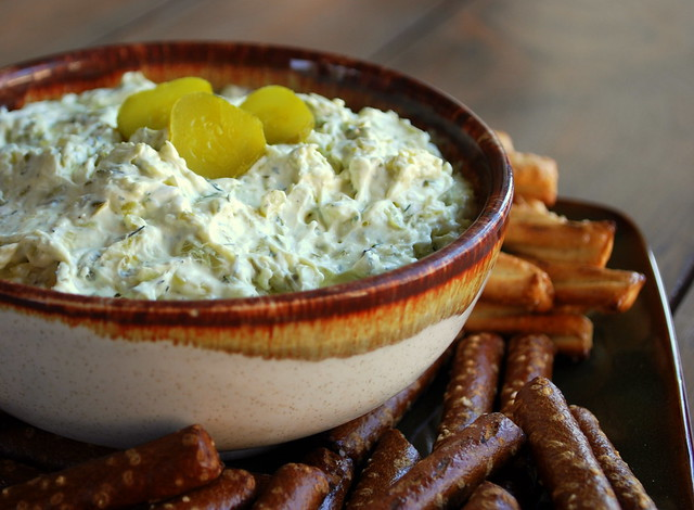 Dill Pickle Dip1