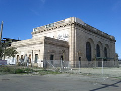 Abandoned 16th Street Station
