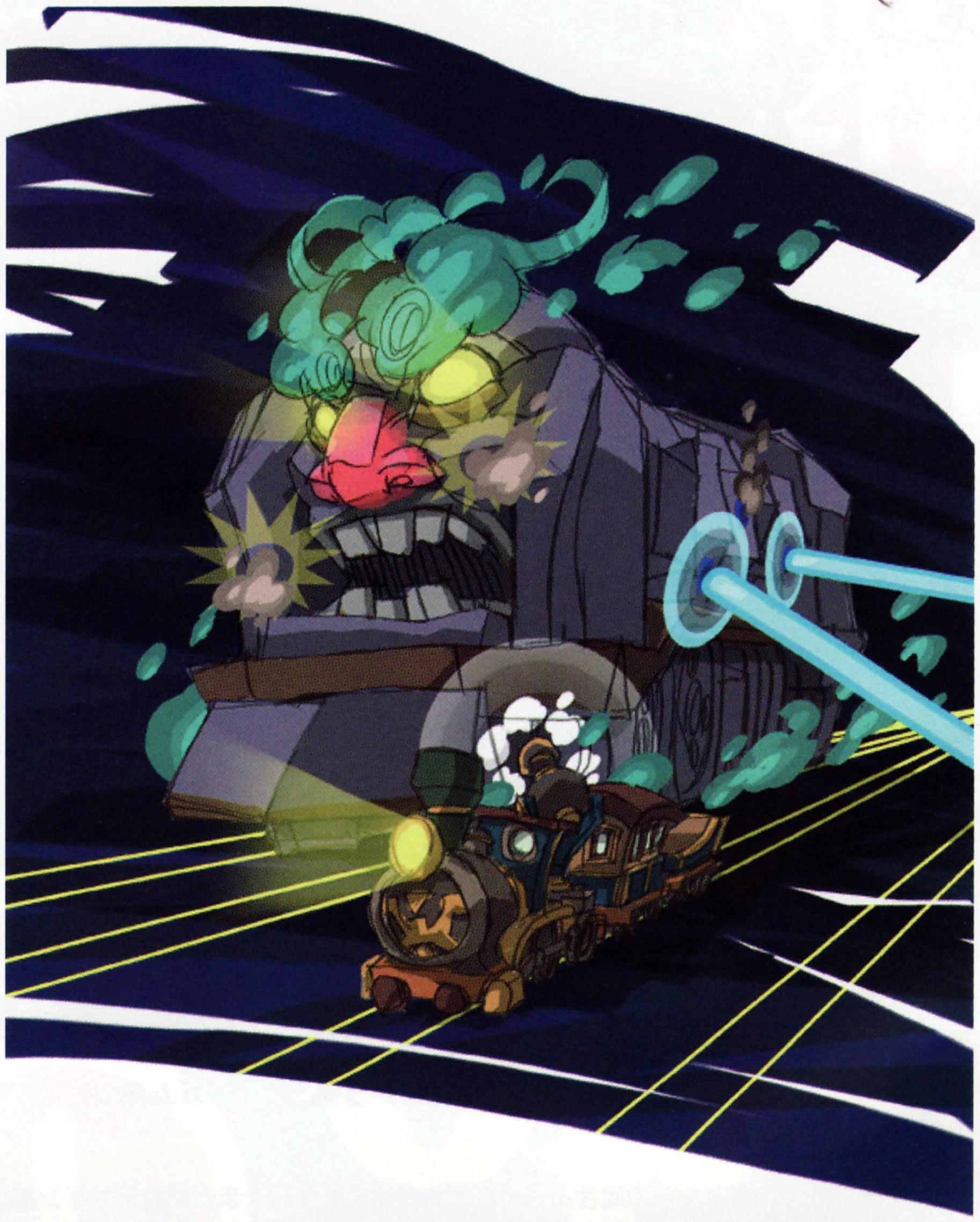 ST Demon Train