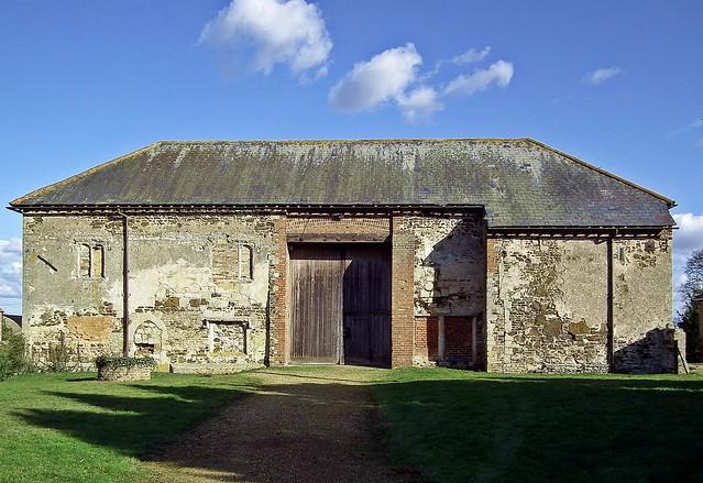 Medieval Stone Barn | Flickr - Photo Sharing!
