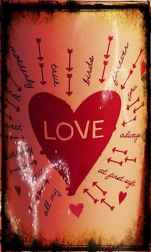 Sending Love Everyday...  2/19/12
