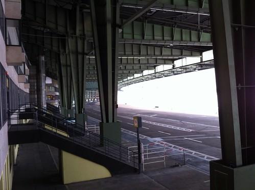 Flughafen Berlin Tempelhof by despod
