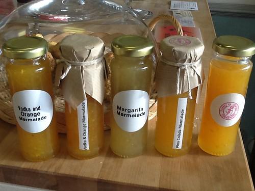 Mini marmalades