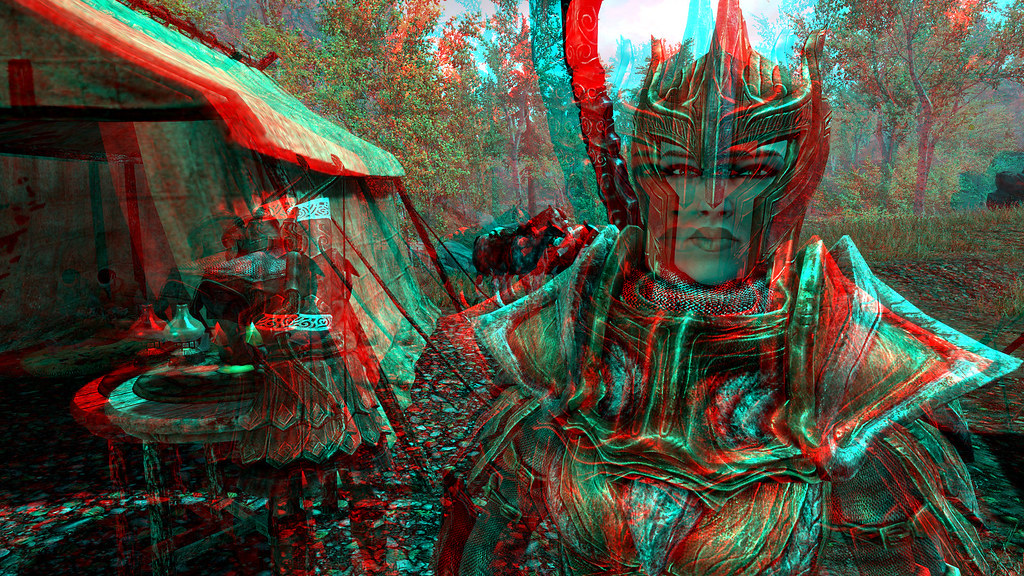 Anaglyph pictures Nude Photos 50