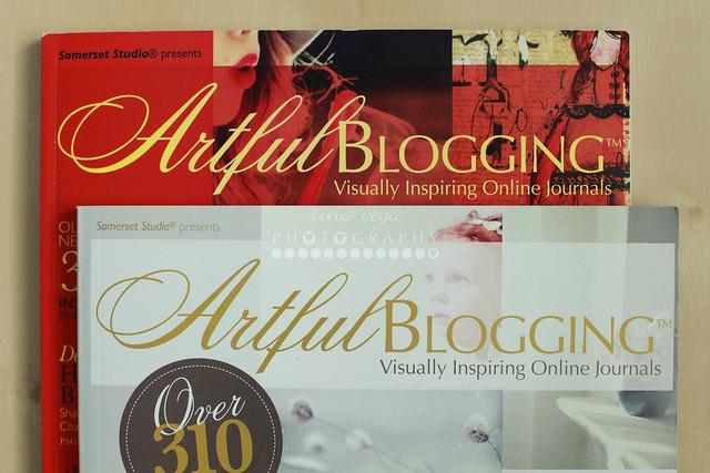 artful blogging
