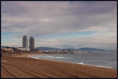 kust barcelona by hans van egdom