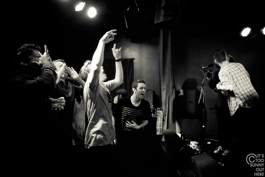 Pickwick @ The Griffin, 02/21/2012