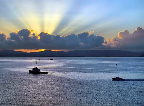 Martinique Sunrise