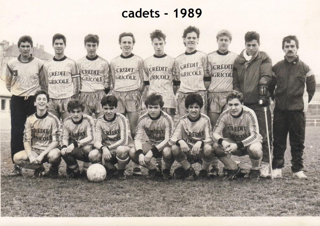 cadets 1989