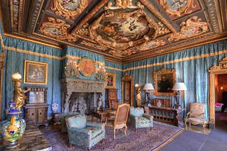 Hearst Castle - Doge's Suite
