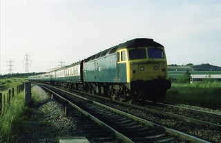 Culham Inter City - 47 475