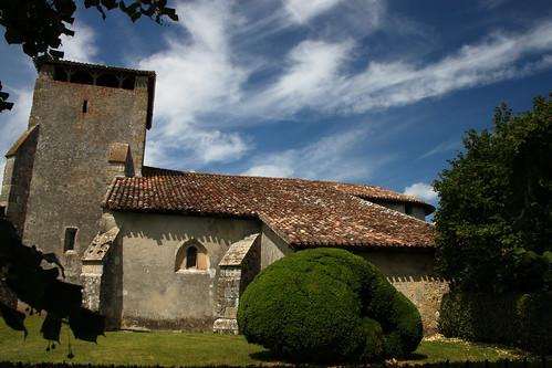 Eglise Saint-Laurent de Birac