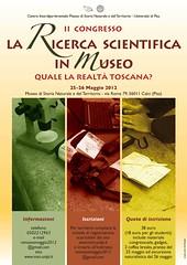 Ricerca Scientifica al museo