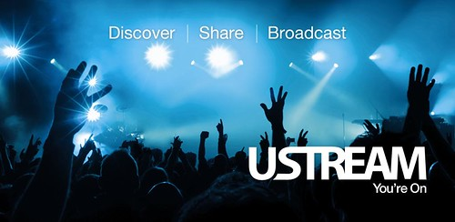 Ustream para android - Image