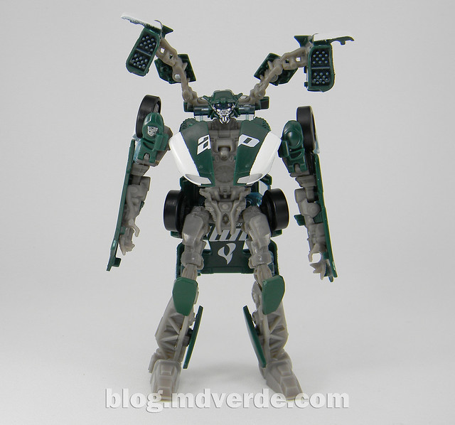Transformers Roadbuster Deluxe - Dark of the Moon - modo robot
