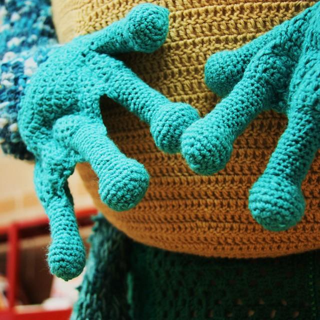 Knit the Bib