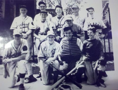 1940 Sacred Heart CYO Champs
