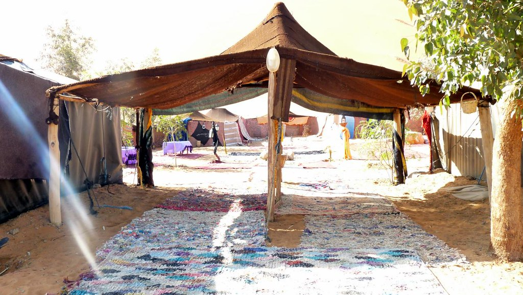 Bivouac Merzouga Hotel Auberge du Sud Nomad Tents Sahara Desert & Auberge du Sudu0027s most recent Flickr photos | Picssr