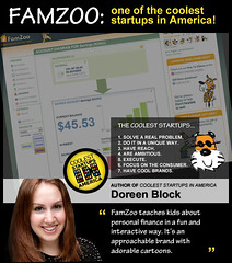 "FamZoo: One of the ""Coolest Startups in America"""