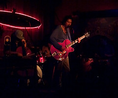 David at the Continental Club