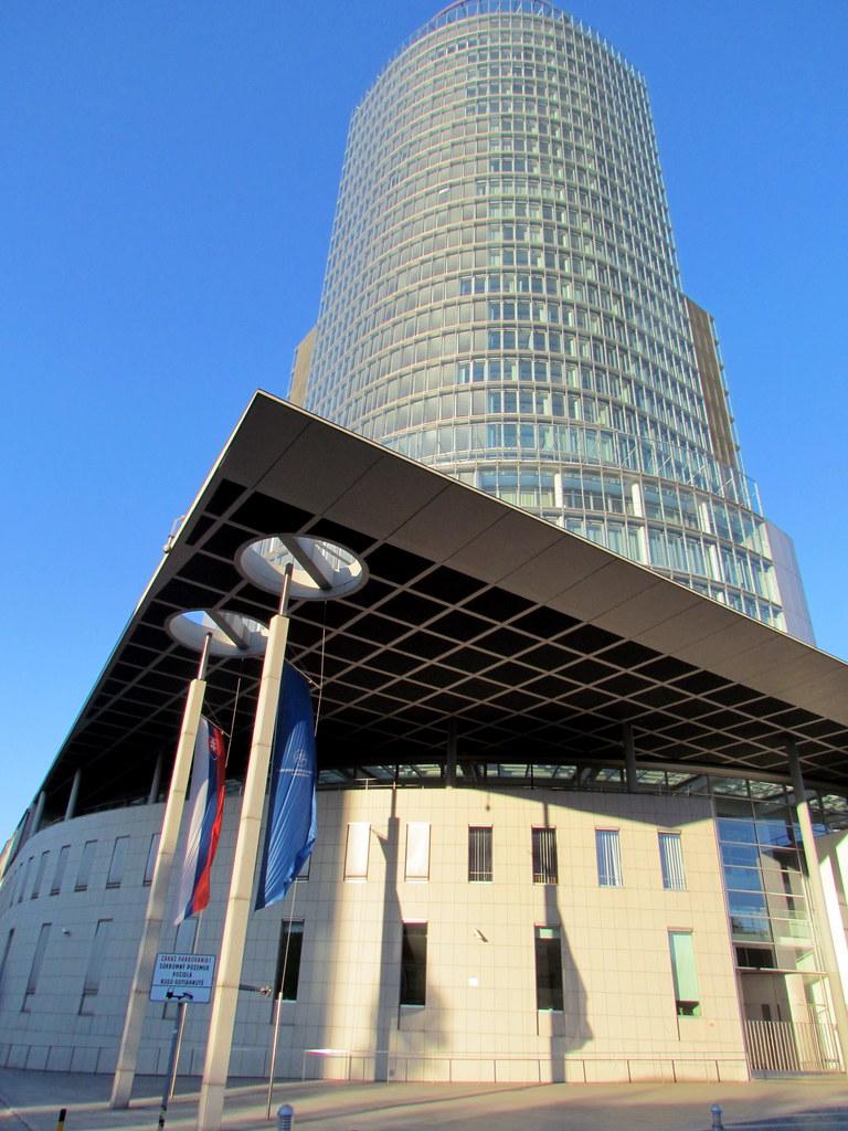 Budova Národnej banky, Bratislava