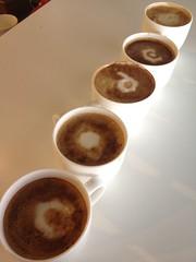 Today's latte, node.js