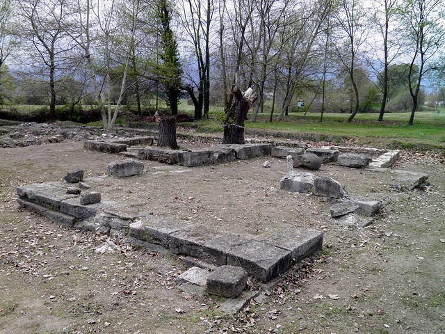 The Sanctuary of Demeter, Ancient Dion