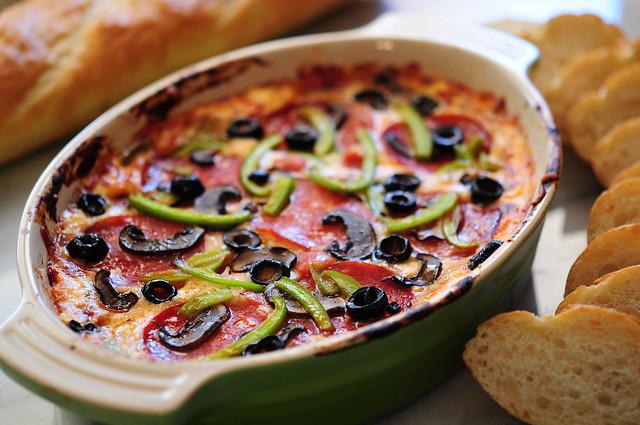 supreme pizz dip