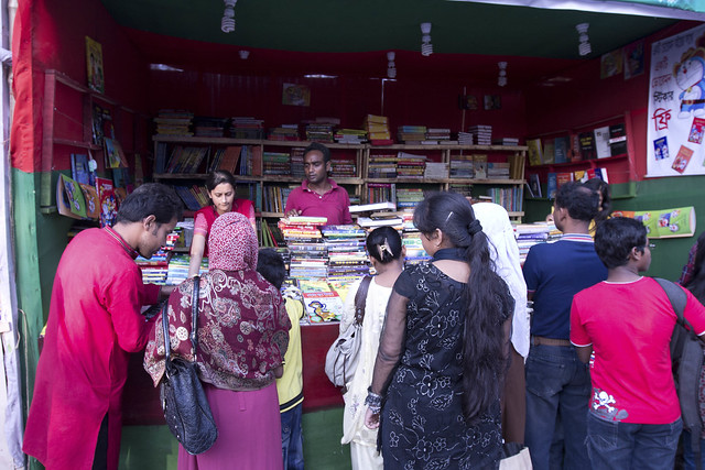 Ekushey Book Fair, Dhaka