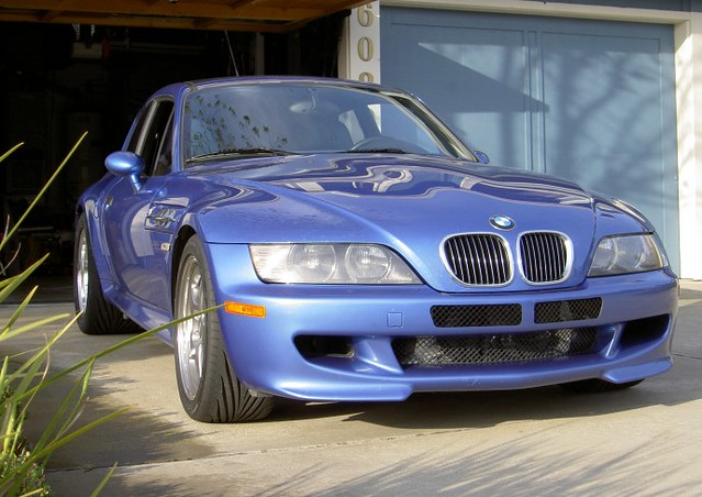 2000 M Coupe | Estoril Blue | Estoril/Black | Dinan Supercharged