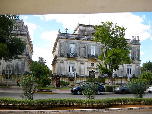 Merida architecture