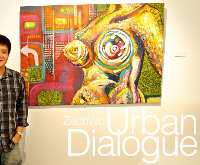Urban Dialogue - Zech Wu