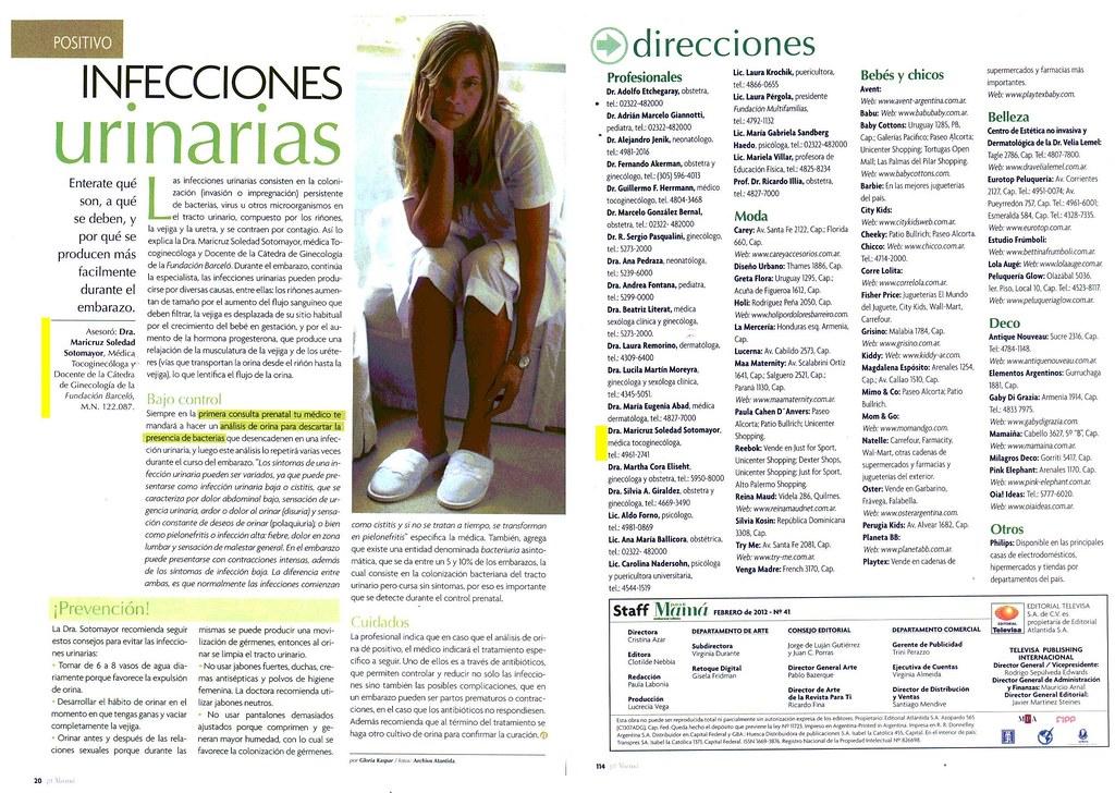 Revista Para Ti Mamá Febrero 2012(2)