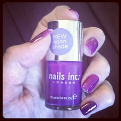 Nails inc. London