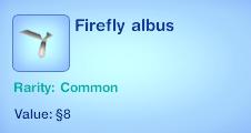 Firefly Albus