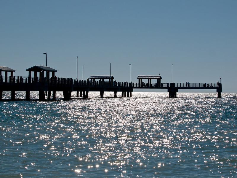Fort De Soto Beach