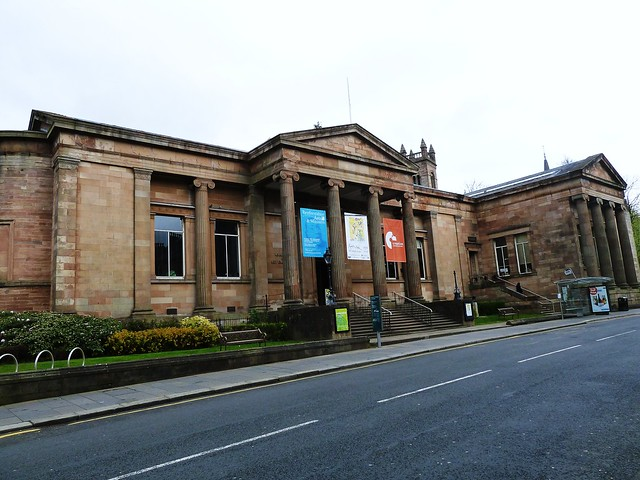 Paisley Museum and Library, Paisley