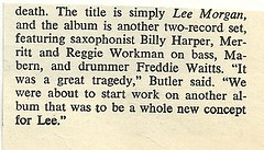 02-19-72 Lee Morgan Killed @ Slugs, NYC02