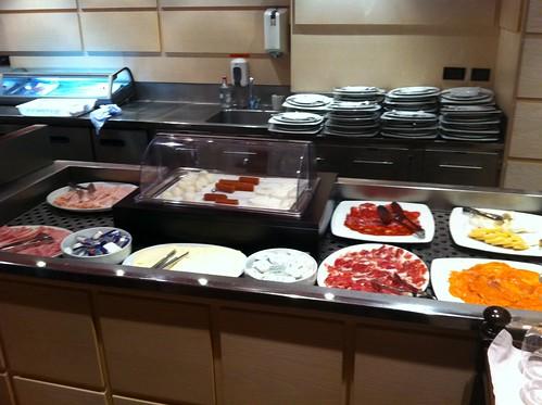 Vitoria | Gran Hotel Lakua | Desayuno