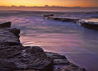 Turimetta. 15 minutes before dawn.