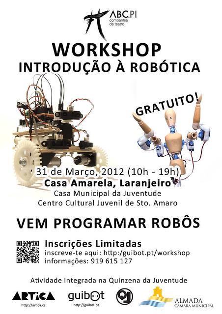 Workshop Introdução à Robótica