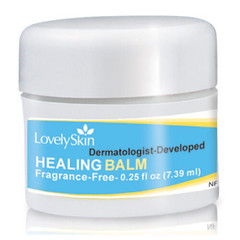 LovelySkin Healing Face Balm 0.25 fl oz
