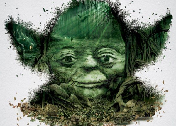 Star Wars Identities - Posters yoda