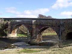 Drygrange Old Bridge (1780)