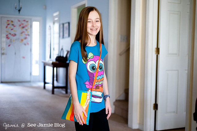 duct tape purse. I started our next scheduled literature read-aloud, ...