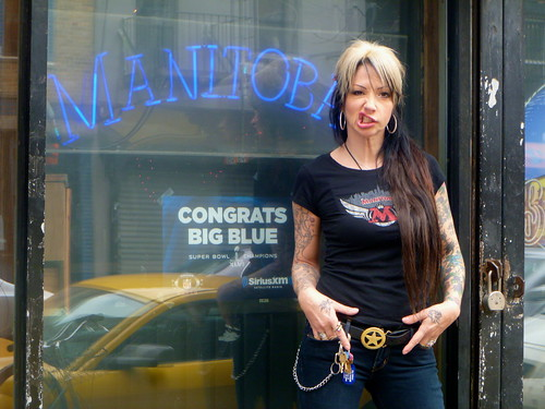 Zoe Hansen of Manitoba's