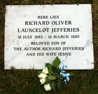 Memorial for baby Oliver Jefferies