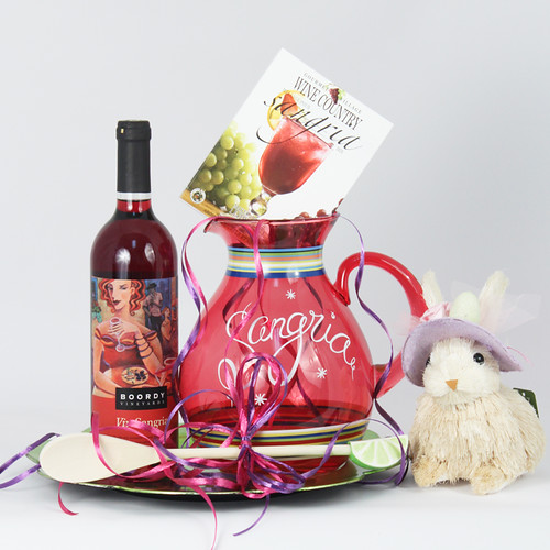 Hop On In Easter Gift Baskets By The Frederick Basket