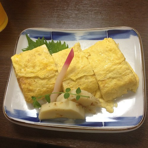 Tortilla japonesa #japan #japon #omelette
